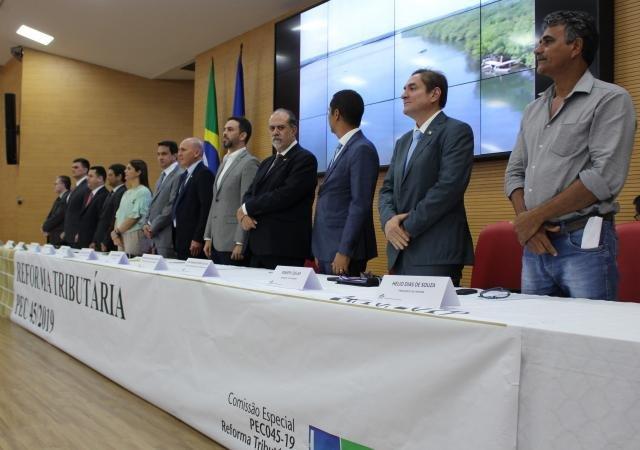 Sistema Fecomércio/Sesc/Senac participa de Audiência Conjunta da PEC Nº 45/2019 - Gente de Opinião