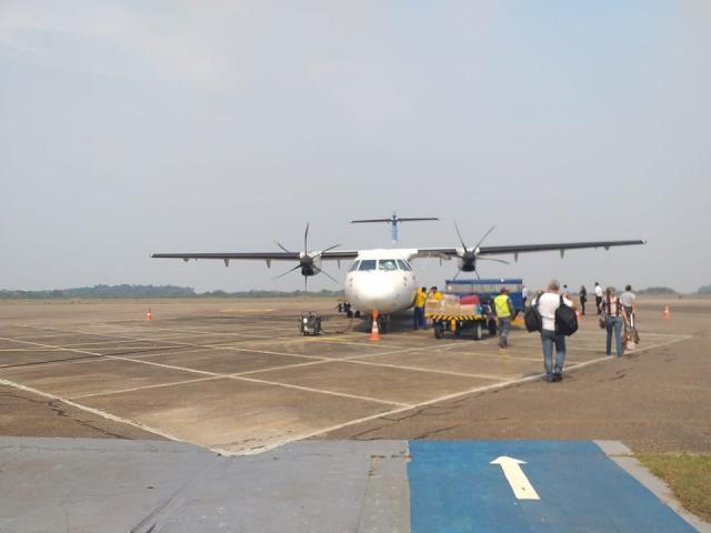 Em contato com Azul, Prefeitura anuncia aumento de mais de mil assentos mensais no aeroporto local - Gente de Opinião