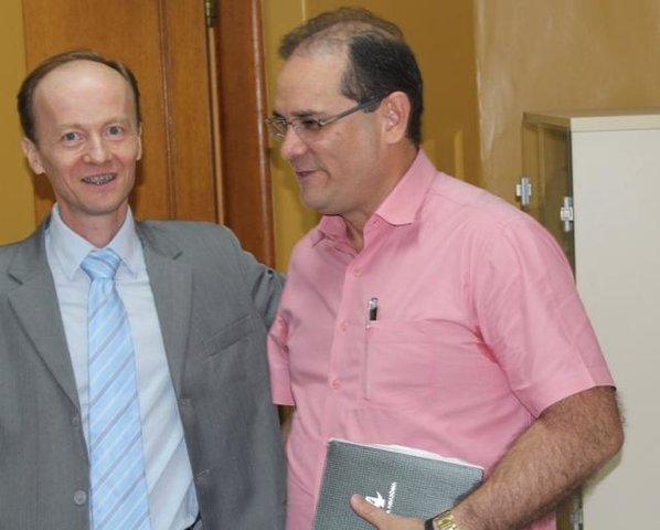 Juiz Dr. Marcelo Tramontini e Daniel Pereira - Gente de Opinião