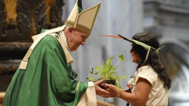 A 'religião do eu' e o rosto dilacerado da Amazônia, segundo o Papa Francisco - Gente de Opinião