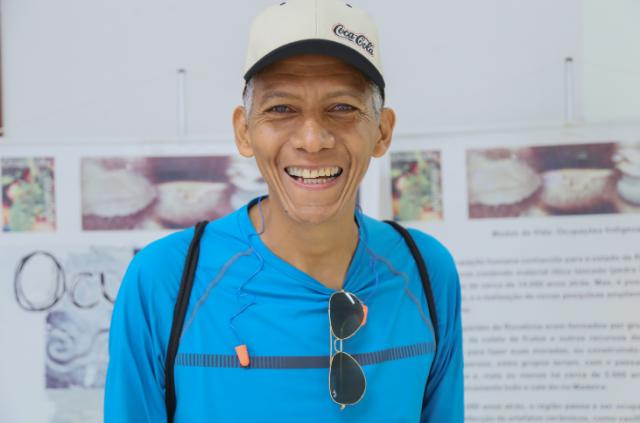 Professor Ledson Oliveira  - Gente de Opinião