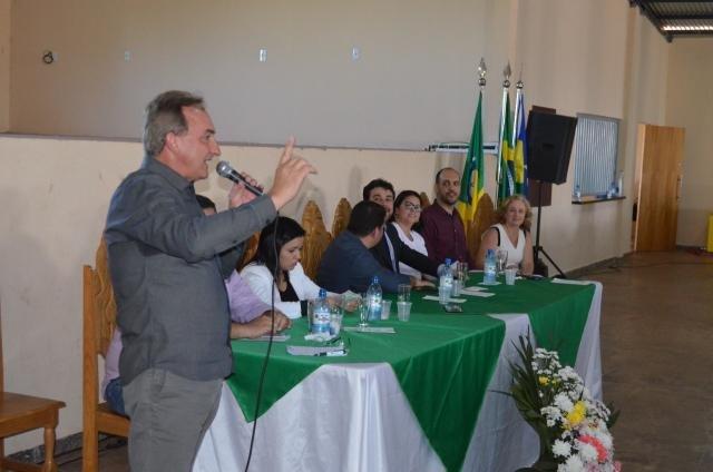 Prefeito Luizão do Trento anuncia reajuste salarial de 9% para todos os servidores municipais  - Gente de Opinião