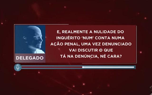 Vazamento de áudio de um delegado aponta falhas nas investigações da operação PAU OCO - Gente de Opinião