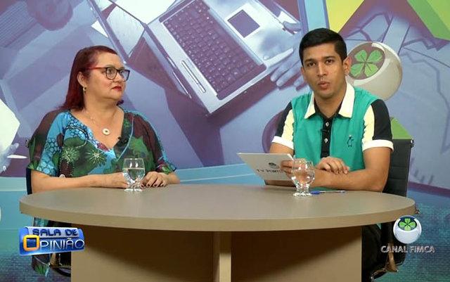 João Ricardo conversa com a Dra. Conceição Simões, Ginecologista. - Gente de Opinião