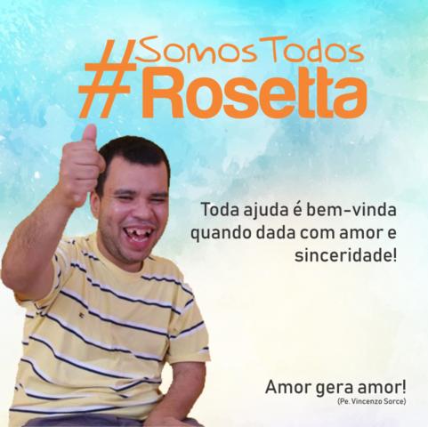 """Casa Família Rosetta pede ajuda à sociedade através da campanha """"#SomosTodosRosetta"""" na Vakinha Online. - Gente de Opinião"""