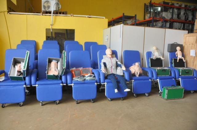 Prefeito de Porto Velho entrega equipamentos para Samu e Upas Sul e Leste - Gente de Opinião