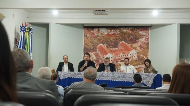 Foto: Ascom Unir - Gente de Opinião