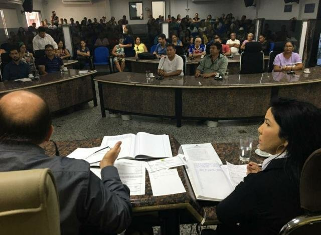 Desapropriação do Linhão é discutida em Audiência Pública proposta por Cristiane Lopes - Gente de Opinião