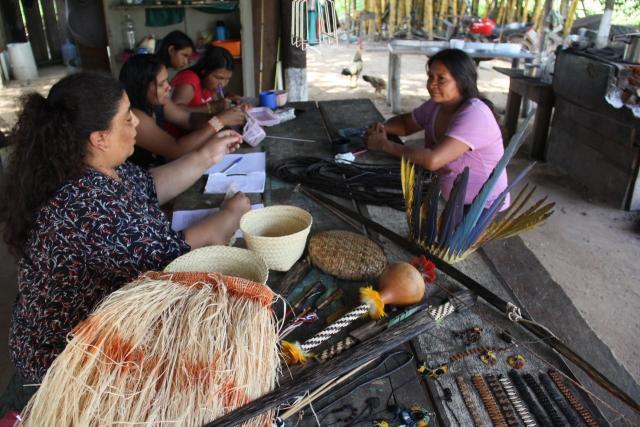 Em trabalho inédito, Fundação Cultural inicia visita em todas as aldeias indígenas de Vilhena para registro fotográfico da Arte e Cultura de povos locais - Gente de Opinião