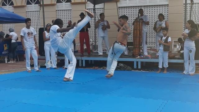 Capoeira - Gente de Opinião