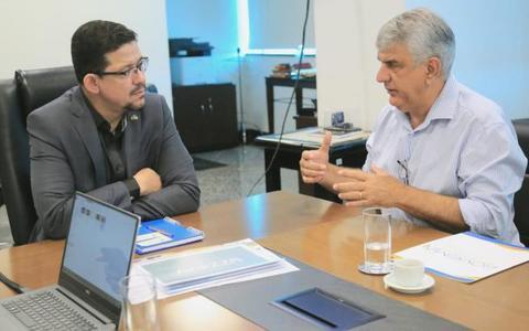 Governador conhece investimentos em tecnologia e inovação do Grupo Rovema e UzziPay