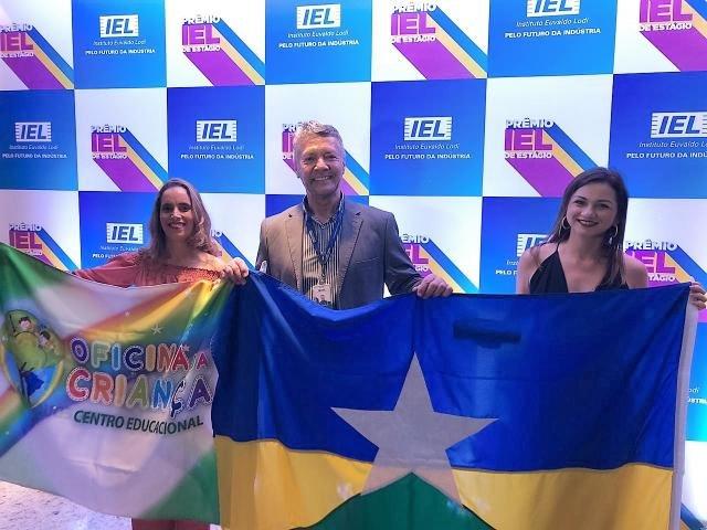 Oficina da Criança conquista vitória inédita na 13ª edição do Prêmio IEL de estágio  - Gente de Opinião