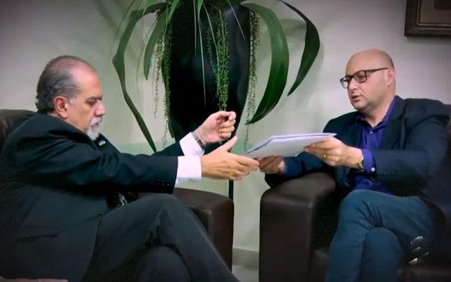 Jornalista entrega provas para o MP do estado e tribunal de justiça de Rondônia - Gente de Opinião