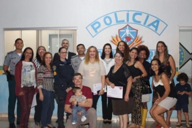 Projeto é uma parceria da Polícia Militar, Ministério Público e Poder Judiciário, agregando diversos parceiros agregados vários parceiros - Gente de Opinião