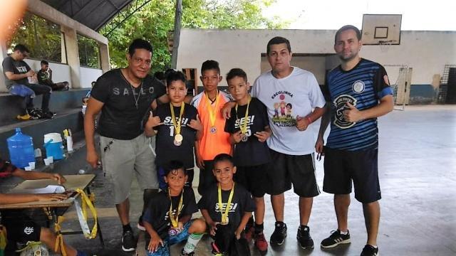 Chuva de gols marca torneio de integração entre escolinhas de futsal em Porto Velho - Gente de Opinião