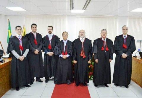 Juiz Federal Marcelo Stival toma posse como membro do TRE-RO