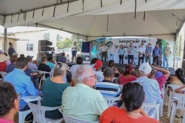 Usina Hidrelétrica Jirau inaugura Agroindústria de Açaí - Gente de Opinião