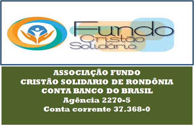 Banco de Projetos Sociais em Porto Velho tem o Fundo Solidário - Gente de Opinião