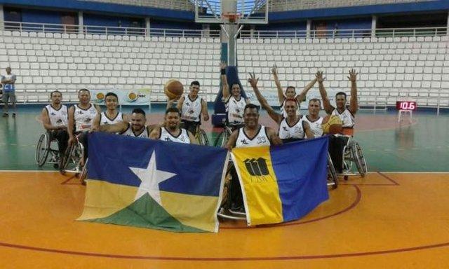 Basquetebol em Cadeiras de Rodas Solidário agita Nova Mutum Paraná - Gente de Opinião