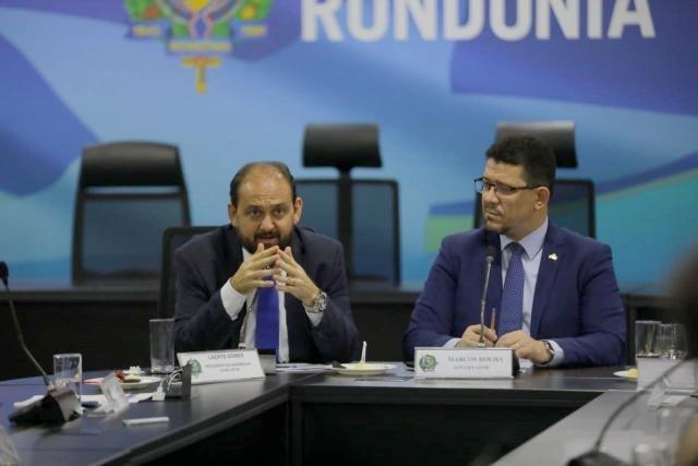 Presidente Laerte Gomes ressalta importância da união entre os poderes para o cumprimento do Teto de Gastos de 2019 - Gente de Opinião
