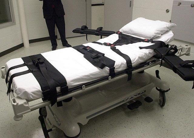 Injeção letal, adotada pelos 32 estados americanos que aplicam a pena capital - AP - Gente de Opinião