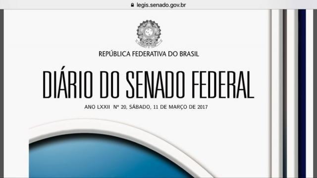 Adamar Sales Saraiva homenageada no Senado Federal - Gente de Opinião