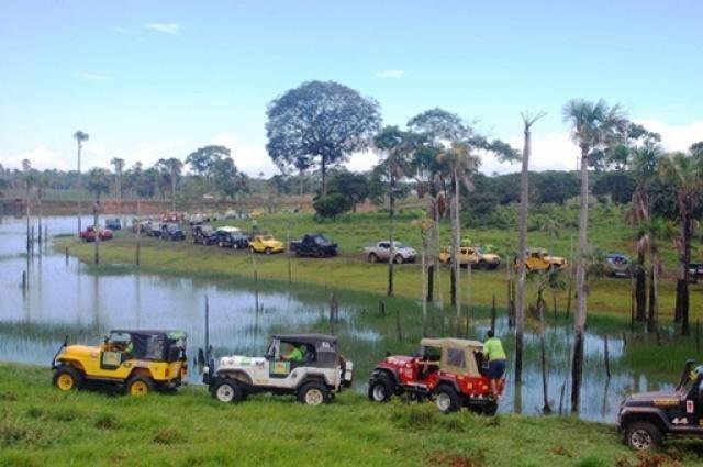 Jeep Clube realiza Trilha da Solidariedade - Gente de Opinião