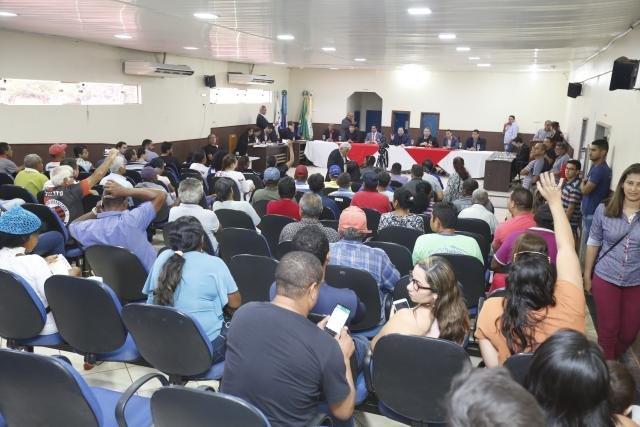 CPI da Energisa ouve relatos que há pessoas passando fome em Guajará-Mirim devido a aumento em contas - Gente de Opinião