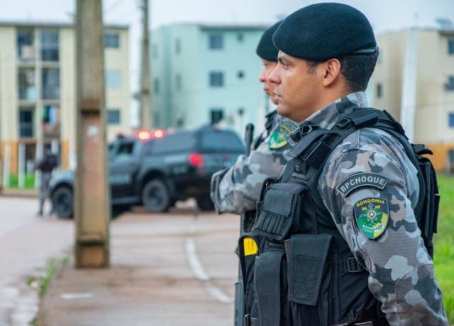 Policiais deram início a operação às 6h da manhã desta sexta-feira - Gente de Opinião