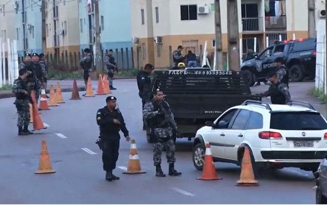 Operação prende integrantes de facções no Orgulho do Madeira - Gente de Opinião