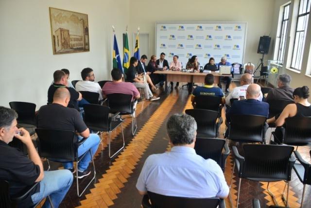 Prefeitura de Porto Velho inicia credenciamento de empresa interessada em operar o setor - Gente de Opinião