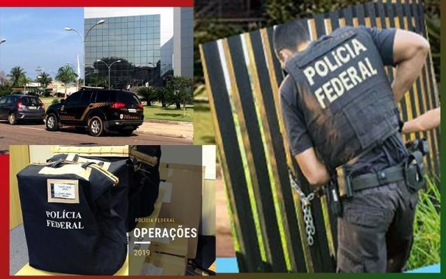 Operação da PF: nenhum deputado afastado, nenhum servidor da presidência envolvido - Gente de Opinião