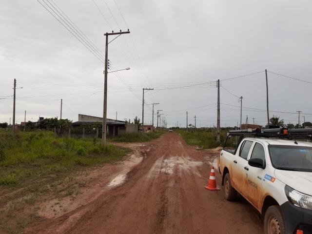 Vilhena: Energisa reforma rede de distribuição no bairro Iquê, há oito anos que a comunidade esperava pela regularização da energia - Gente de Opinião