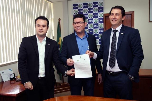 Governador Marcos Rocha destaca Acordo de Cooperação assinado entre CGU e CGE - Gente de Opinião