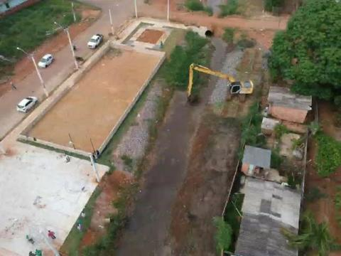 Hildon Chaves entrega 1ª etapa do Ecoparque Mocambo ainda em janeiro
