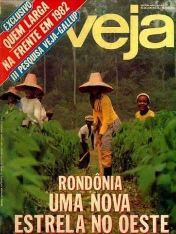 Rondônia 38 anos - Gente de Opinião