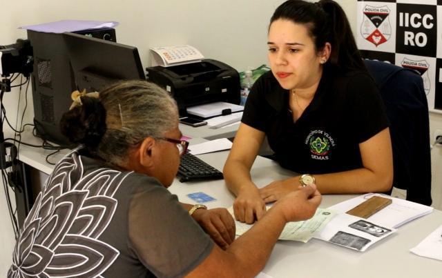 Secretaria de Assistência Social de Vilhena dobra atendimento de emissão de RG para evitar filas - Gente de Opinião