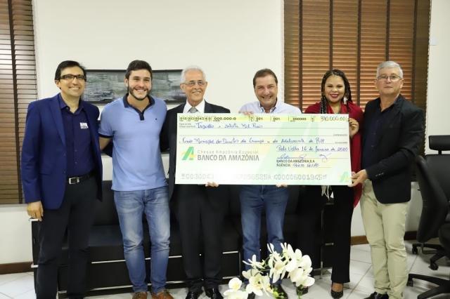 Banco da Amazônia doa R$ 370 mil para Fundo da Criança e do Adolescente em Porto Velho - Gente de Opinião