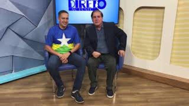 Direto ao Ponto com o deputado Eyder Brasil - Gente de Opinião