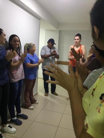 Jovem recebe alta após três anos internada em hospital da Ameron - Gente de Opinião
