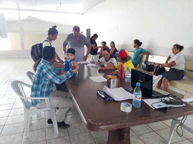 Semana de acolhimento atende 151 estrangeiros em Ji-Paraná - Gente de Opinião