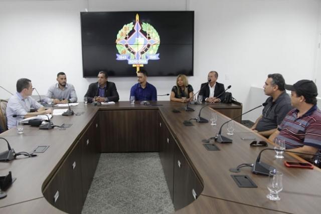 Deputado Anderson, Fenaspen e Sejus discutem implantação da Polícia Penal em Rondônia - Gente de Opinião