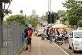 Ambulantes são notificados para se licenciar e procurar locais adequados para trabalhar em Porto Velho