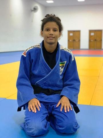 Amanda Arraes conquista medalha de bronze no Meeting Nacional de Judô, em São Paulo - Gente de Opinião