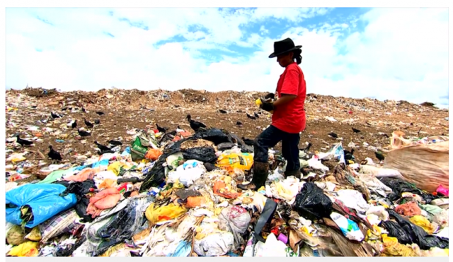 Lixo, merda e água contaminada não é 'missão de Deus' - Gente de Opinião