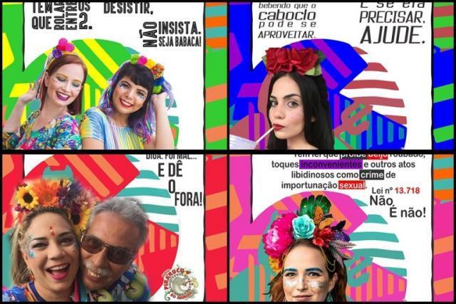 Carnaval 2020: Bloco Pirarucu do Madeira lança campanha contra assédio no carnaval - Gente de Opinião