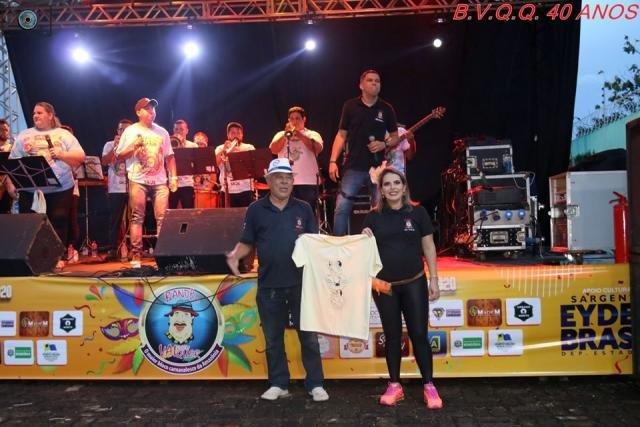 Banda do Vai Quem Quer: segundo ensaio em comemoração aos 40 anos da Banda será neste sábado, 08 de fevereiro - Gente de Opinião