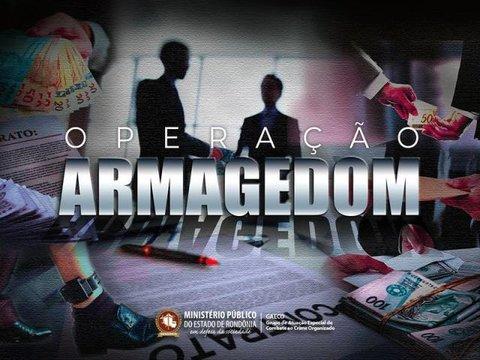 OPERAÇÃO ARMAGEDOM – MPRO deflagra operação contra esquema criminoso na contratação de tornozeleiras eletrônicas na Sejus