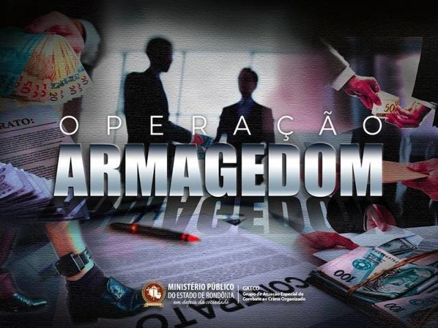OPERAÇÃO ARMAGEDOM – MPRO deflagra operação contra esquema criminoso na contratação de tornozeleiras eletrônicas na Sejus - Gente de Opinião