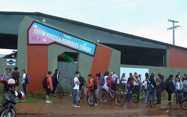 Escolas militares em Rondônia abrem seu ano letivo com muitas expectativas - Gente de Opinião